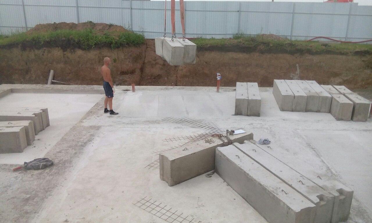 Готовые полы по грунту след этап строительства-2