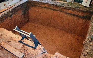 стоимость погреба под ключ